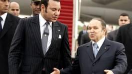 Bouteflika félicite Mohamed VI à l'occasion du 17ème anniversaire de son accession au trône