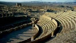 La 38ème édition du festival international de Timgad sous haute protection