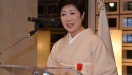 Une femme élue pour la première fois gouverneur de Tokyo: sondages médias