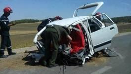 58 morts et 1 981 blessés en une semaine sur les routes algériennes