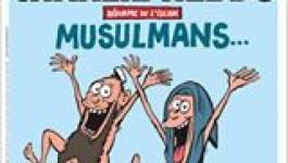 """L'hebdomadaire satirique """"Charlie Hebdo"""" sous le coup de nouvelles menaces"""