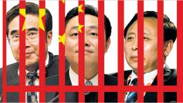 163000 responsables sanctionnés pour corruption en Chine