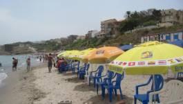 L'anarchie et les ordures règnent sur les plages de Tigzirt-sur-mer