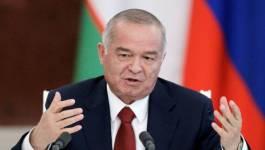 Le dictateur ouzbek Islam Karimov a été hospitalisé