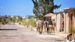 Les forces libyennes réalisent une avancée à Syrte, fief de l'Etat isIamique