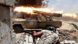 Le QG du groupe Etat islamique tombé aux mains des forces libyennes à Syrte