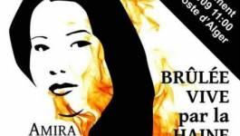 Rassemblements à Alger, Constantine et Oran en hommage à Amira Merabet