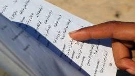 La lettre de mon fils Khaled