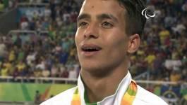 J.O. paralympiques : Abdellatif Baka offre la première médaille d'or à l'Algérie