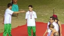 Trois médaillés des jeux paralympiques de Rio honorés à Batna