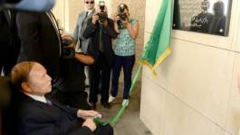 Abdelaziz Bouteflika inaugure un palais au Club-des-Pins ! (Vidéo)