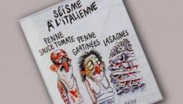 Séisme en Italie : la commune d'Amatrice porte plainte contre Charlie Hebdo