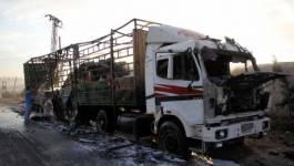 Moscou responsable du bombardement du convoi humanitaire à Alep, selon Washington