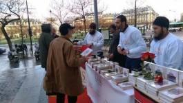 La distribution gratuite de Corans dans la rue interpelle en Suisse