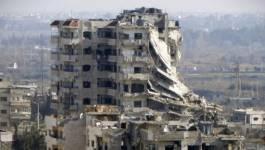 Violents combats entre régime et rebelles à la périphérie de Damas
