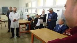 Les stagiaires de la formation professionnelle rejoignent leurs établissement à Batna