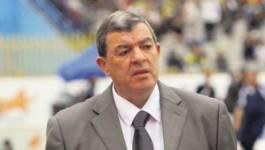 Mohand Cherif Hannachi annonce encore sa démission !