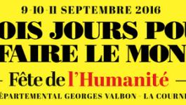 Fête de l'Humanité : El Watan et Le Soir d'Algérie au stand du PLD