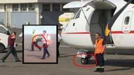 Un avion d'Air Algérie perd une roue à l'atterrissage !