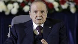 """Abdelaziz Bouteflika appelle à """"la poursuite et le succès """"du grand djihad"""""""""""