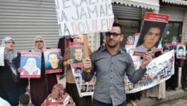 62ème anniversaire de la révolution : les familles de disparu(e)s réclament un réel Etat de droit