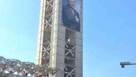 Bouteflika inspecte sa mosquée, Alger à l'arrêt pendant de longues heures !!!