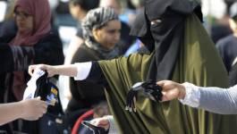 """""""Voile islamique"""" : tenue de combat et … gilet pare-balle"""