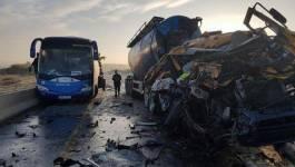 20 morts et plus de 900 blessés dans des accidents cette semaine