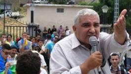 Bouaziz Aït Chebib démissionne de la présidence du MAK