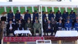 67e édition de l'information sur les services de la police nationale à Batna