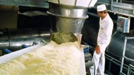 La facture d'importation du lait a reculé de près de 30 %