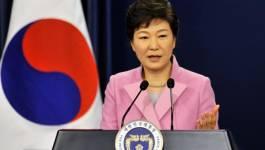 Accusée de corruption, la présidente sud-coréenne devant la justice