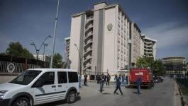 Explosion entendue à Gaziantep (Turquie), peut-être des avions de combat