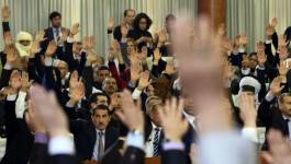 Messieurs les députés, levez les mains et taisez-vous !