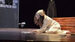 """""""Tajdamt Taqudart"""" de la troupe de Bouira entre en scène à Batna"""