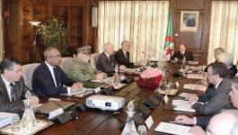 Bouteflika ne limogera pas le gouvernement Sellal !