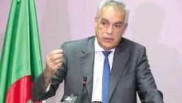 Le ministre Boudjemaa Talaï se défausse ... (Vidéo)