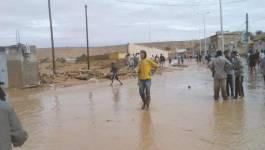Sept morts et des dégâts matériels suite aux intempéries en Algérie