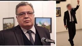 L'ambassadeur de Russie en Turquie abattu par balles