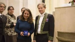 Yasmine Amhis et Abdelkader-Nasreddine Belkacem : la science et l'espoir !