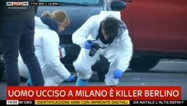 Le présumé terroriste de Berlin a été abattu à Milan