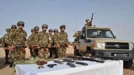 350 terroristes éliminés par l'ANP en 2016