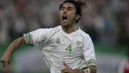 Antar Yahia, le valeureux capitaine des verts tire sa révérence (vidéo)
