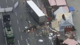 Attentat Berlin: les empreintes digitales du suspect retrouvées dans le camion