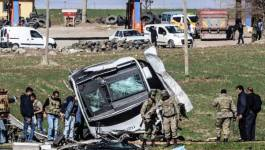 Treize militaires tués dans un attentat dans le centre de la Turquie