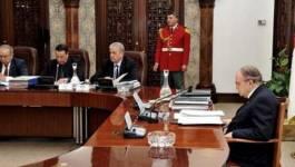Texte intégral du Conseil des ministres