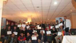 Tiaret : formation des associations par le Crosc