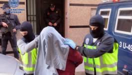 Deux terroristes présumés arrêtés en Espagne