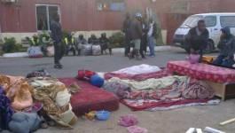 """""""Chasse à l'homme noir"""" en Algérie : la presse mondiale s'indigne"""