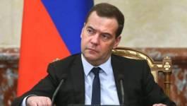 La Russie a décidé l'expulsion de 35 diplomates américains